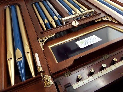 J S Bach BWV 638, Orgelbuchlein: Es ist das Heil uns kommen her