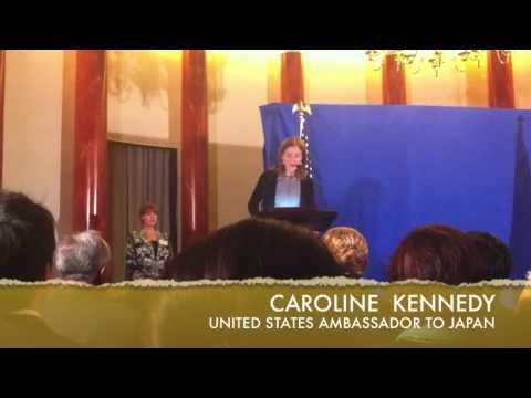 USA Ambassador honours Steve Crane