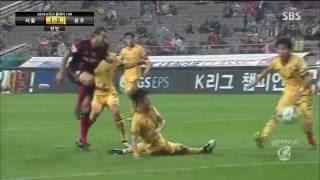FC서울 vs 광주 3-2 하이라이트ㅣFC Seoul vs Gwangju 3-2 Highlights (2016)
