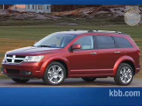 2009 Dodge Journey Review - Kelley Blue Book