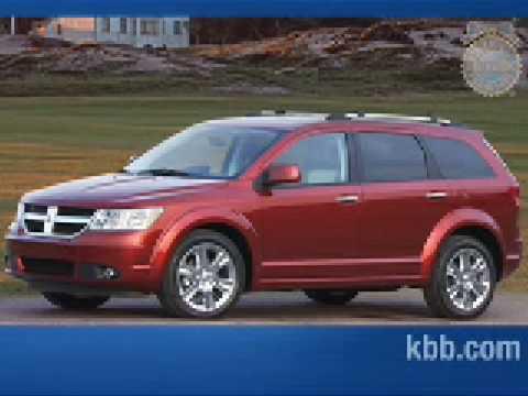 2009 Dodge Journey Review - Kelley Blue Book