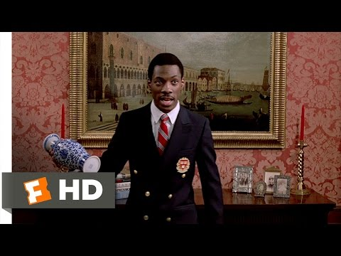 You Want Me to Break Something Else? - Trading Places (2/10) Movie CLIP (1983) HD