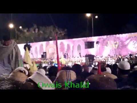 Owais Qadri In Noor Ka Samaa 29 March 2014...