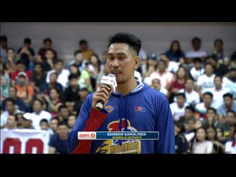 PBA 2018 Philippine Cup: MAgnolia vs. Meralco Feb. 24, 2018