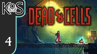 Dead Cells Ep 4: Speed Run FTW? - Rogue-like, Action Platformer, First Look - Let's Play, Gameplay