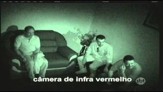 Repeat youtube video Cobra No Escuro | Pegadinha | Programa Silvio Santos