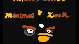 Minimal Angry Birds mix 2012
