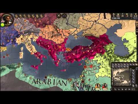 Crusader Kings 2: The Triple Emperor