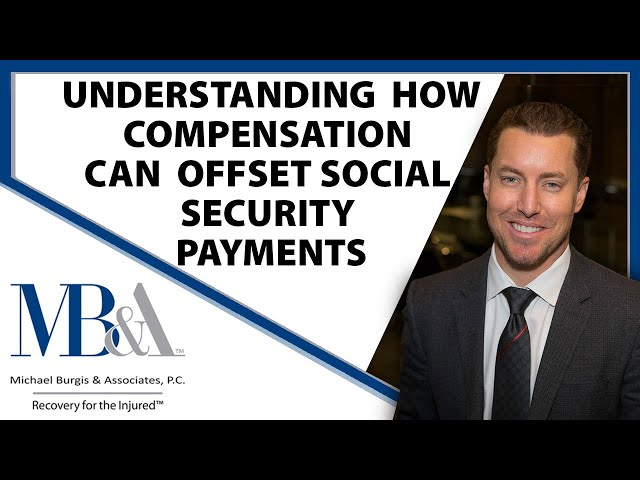 How Workers' Compensation can offset Social Security payments , minimizing ssdi offset or ssi offset