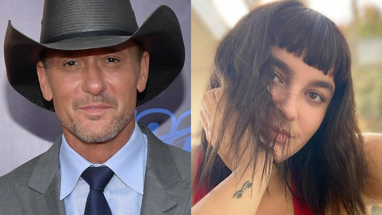 Whoa! Tim McGraw's Oldest Daughter Is a BOSS!