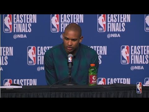 Al Horford Postgame Interview | Cavaliers vs Celtics Game 5