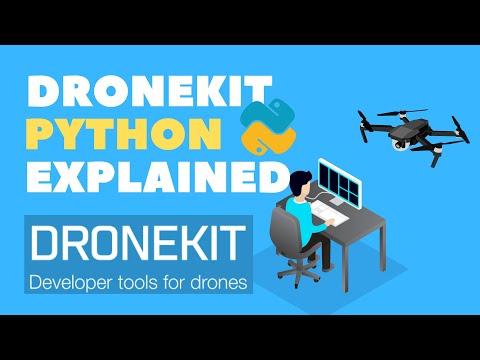 Python and Dronekit Intro | Drone Programming (2020)