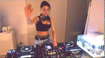 Dj Amanda Harkimo - Home session RAP/POP/FUNK Short MIX