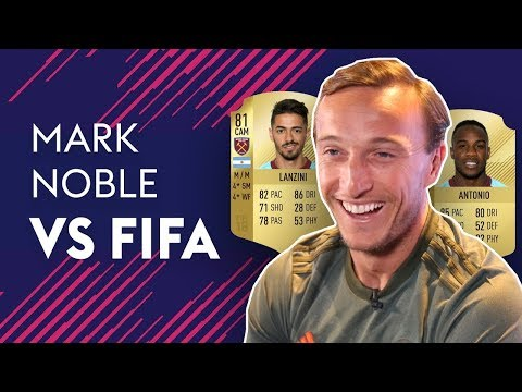 THE BEST PENALTY TAKER IN THE PREMIER LEAGUE IS... | MARK NOBLE VS FIFA 🔥🔥🔥