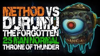 Method vs Durumu the Forgotten (25 Normal)