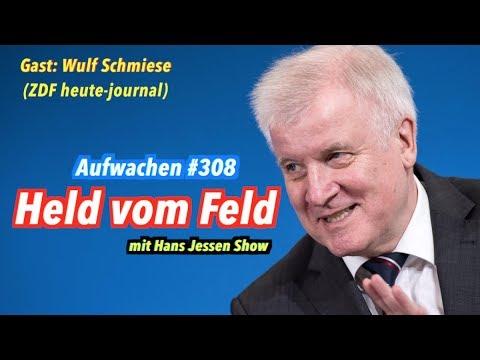 Aufwachen #308: Masterplan, Bauern in Not + Gast: Wulf Schmiese (ZDF heute journal)