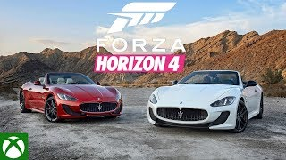 Forza Horizon 4 | Welcome to South Africa! (Fan Made Trailer!)