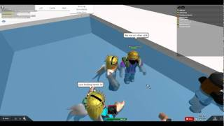 H-U-GS!!! on roblox :D