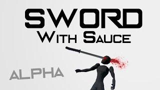 Sword With Sauce: Alpha - Steam Trailer