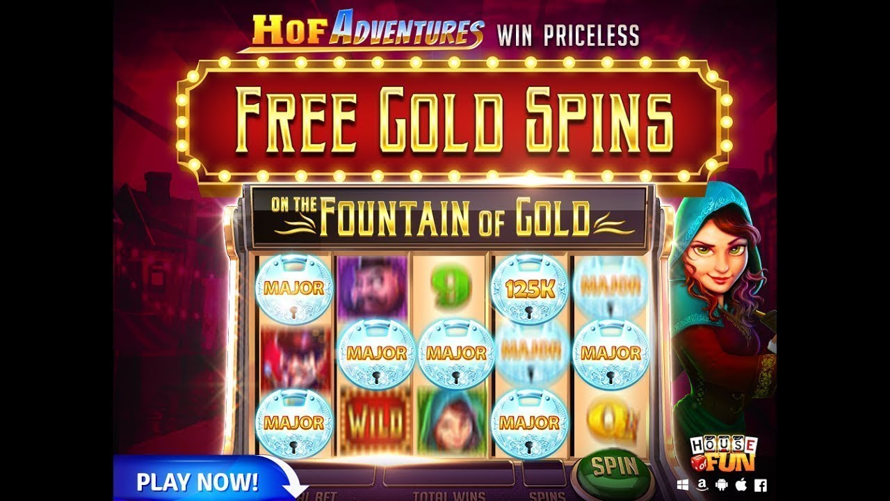 Hot New Slots Game in the House - Stone Gold - House of ...