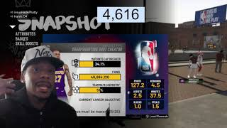 They Found Another GLITCH?!? New DIFFICULTY GLITCH in NBA 2k19 Best New Rep Method ?!
