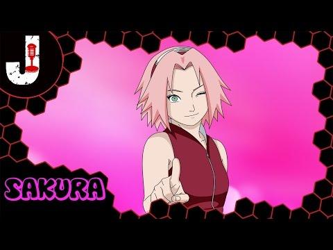 Rap Sakura Haruno (Naruto)