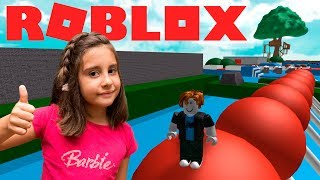 BBY live playing ROBLOX