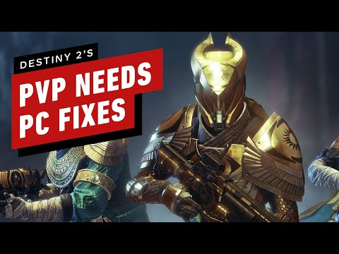 Destiny 2's Matchmaking Needs Modernization