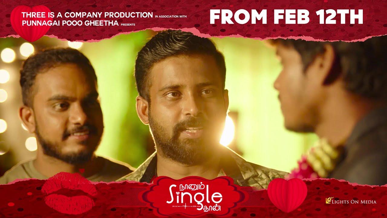 Naanum Single Thaan I Matter Ah Deleted Scene I Attakathi Dinesh Motta Rajendran
