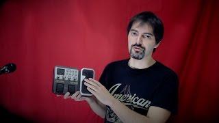 Дешевый гитарный процессор NUX MG-100(Демонстрация возможностей гитарного процессора начального уровня Nu-X MG100 Multi-Effects Processor Guitar Effect Pedal review demo..., 2016-06-17T10:21:08.000Z)