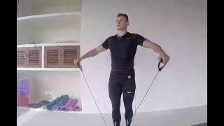 Тренинг с эспандером УРОК 1