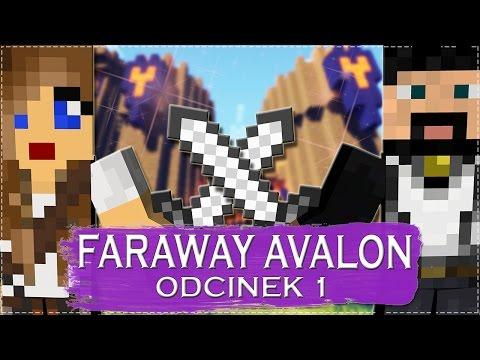 Faraway Avalon ep. 1 - Znowu razem   Lotta & Hendel7   MINECRAFT 60FPS PL