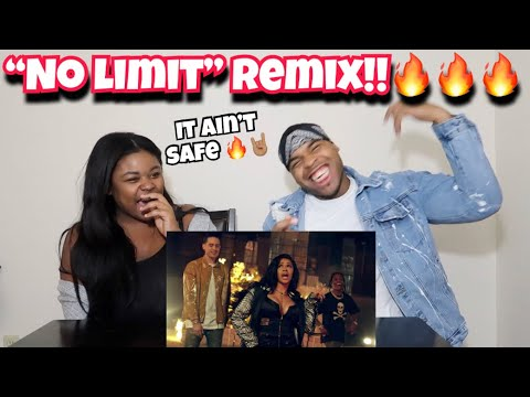 G-Eazy - No Limit REMIX ft. A$AP Rocky, Cardi B, French Montana, Juicy J, Belly | REACTION!!!!