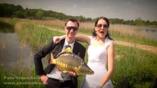 Brodjaga Elbrus Dzhanmirzoev - Lustiges Hochzeitsvideo in Bamberg