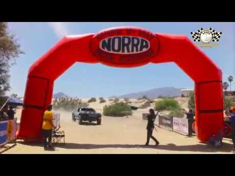 2017 NORRA MEXICAN 1000 RACE DAY 1 ENSENADA-SAN FELIPE