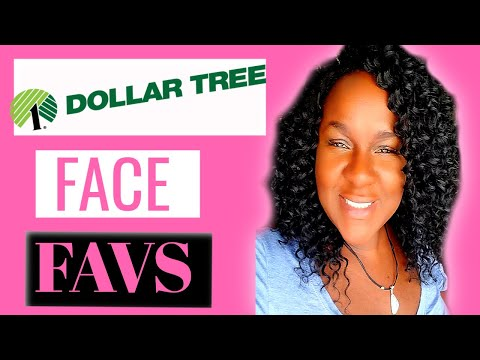 Dollar Tree Beauty Products|  Dry Sensitive Skin Face Wash And More