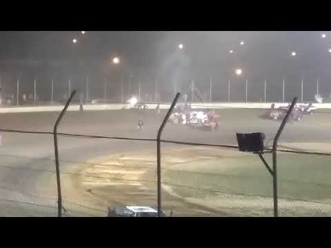 Late models 25 lap feature race at portsmouth raceway park 8/26/17
