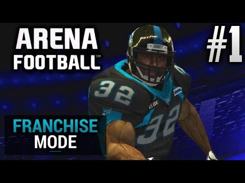 Arena Football (Xbox) | Philadelphia Soul Season Mode | EP1 | TIME TO HEAT THINGS UP...AGAIN (S1G1)