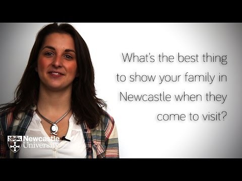 Where's the best place to take your family in Newcastle - Newcastle University graduation tips