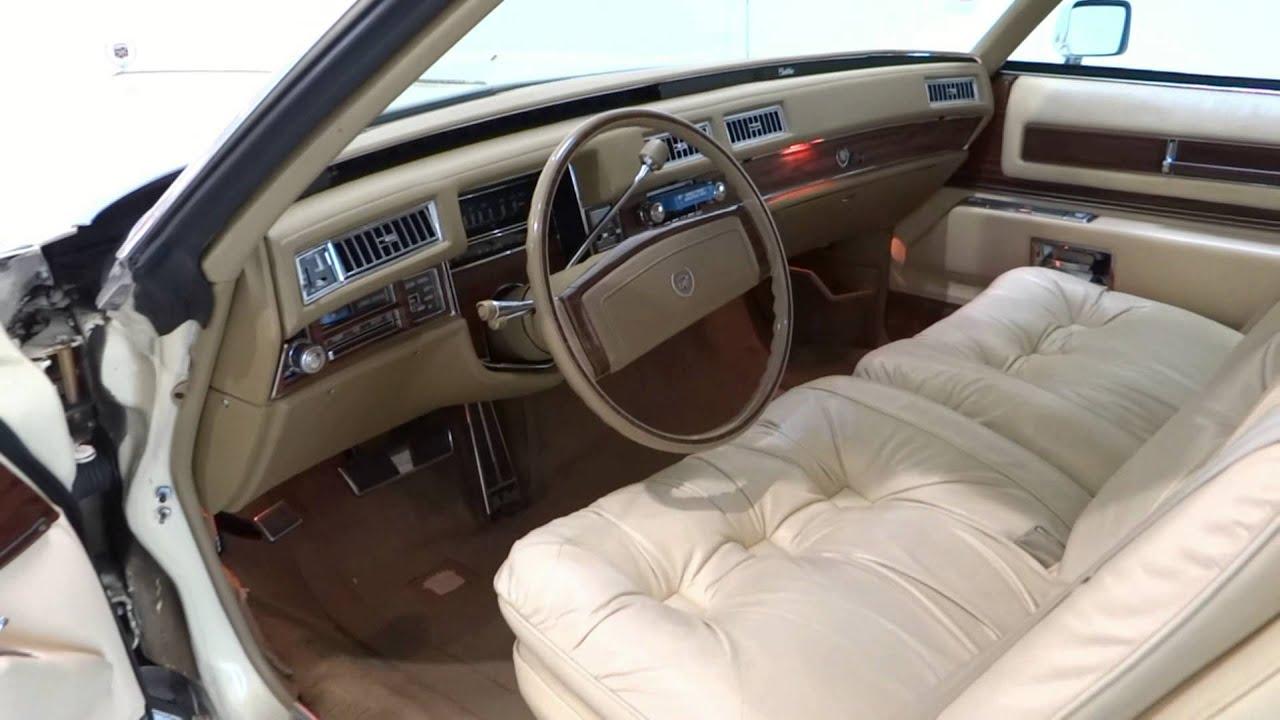 572 1978 Cadillac Eldorado Biarritz Youtube