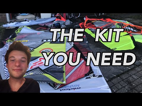 What Kit Do You Need To Windsurf?