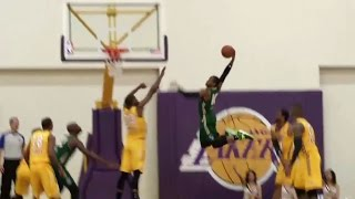 Best NBA D-League Dunks Through the Years