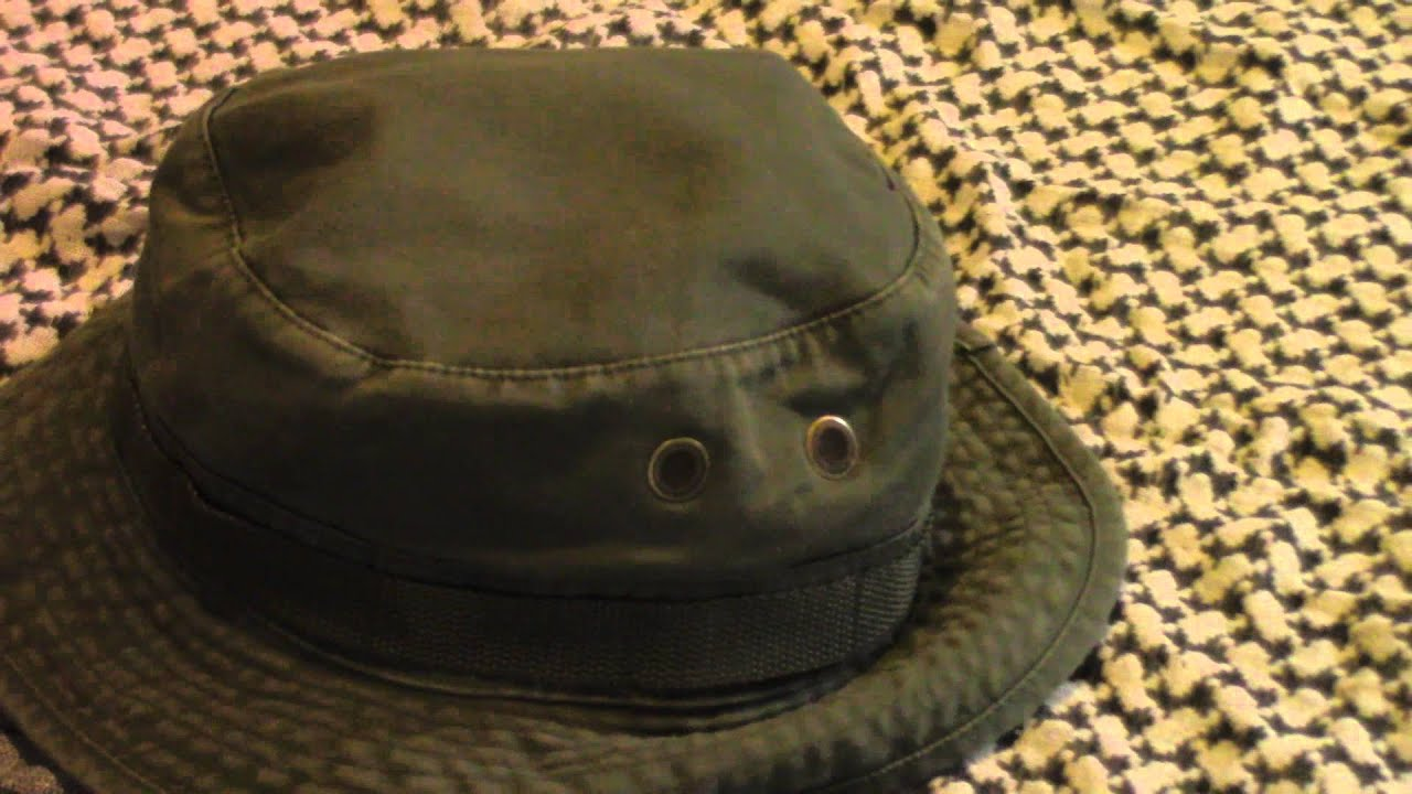 The best Boonie hat - YouTube f9a63716527