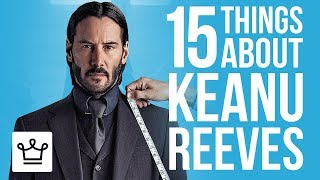 Download 15 Things You Didn't Know About Keanu Reeves Mp3 and Videos
