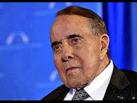 "Bob Dole: ""We Need To Stop All This Money In Politics"""