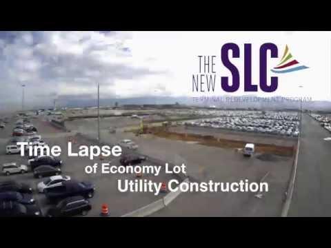 Salt Lake International Airport Terminal Redevelopment