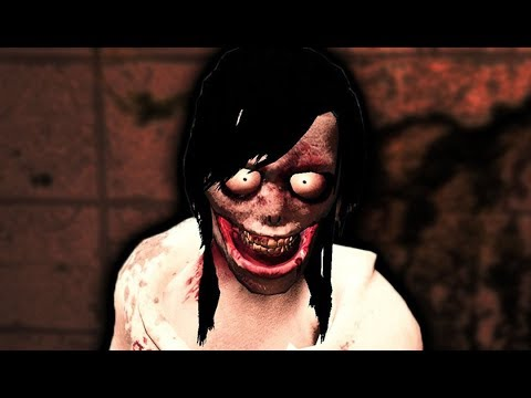 JEFF THE KILLER! | Urban Legends (Bad Horror Games)