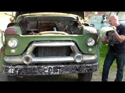 "1958 GMC ""Gomer"" Truck"