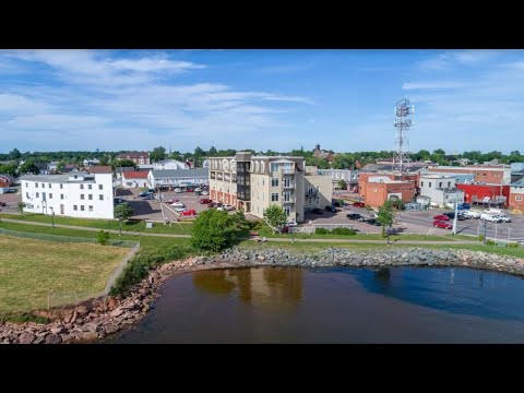Luxury Waterfront Condo For Sale! Unit 302, 8 Queen Street Summerside, Prince Edward Island