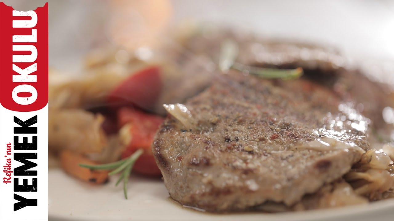 Turşulu Bonfile | 5 Dakikalık Yemekler